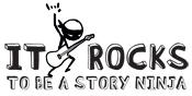 Story Ninjas Rock Mobile Logo